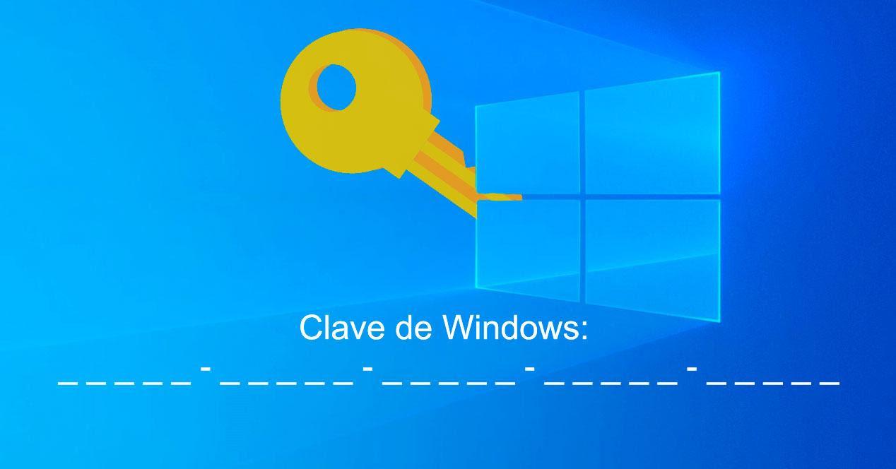 Activar Windows 10 con clave